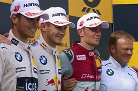 2016 DTM Highlights